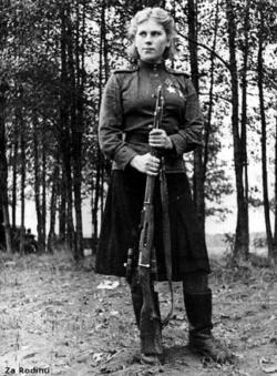 Francotiradoras soviéticas: Roza Shanina | Segunda Guerra Mundial | Scoop.it