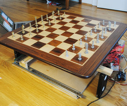 How to Build an Arduino Powered Chess Playing Robot | Open Source Hardware News | Scoop.it