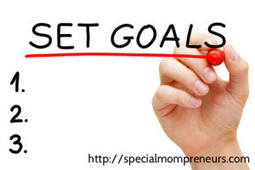 6 Tips To Being Confident And Setting Your Goals! | Mom Entrepreneurs | Scoop.it