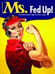 Women Workers Fed Up, Speak Out in Latest Issue of Ms. | Coffee Party Equality | Scoop.it