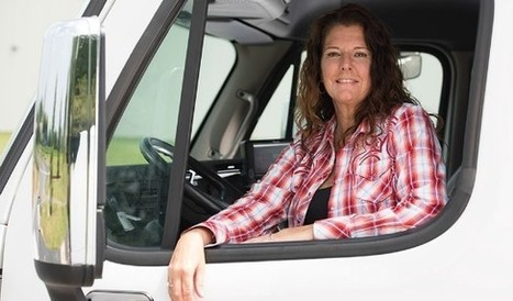 'She Drives Trucks' newsletter to serve women truck drivers | Truckers Daily | Scoop.it