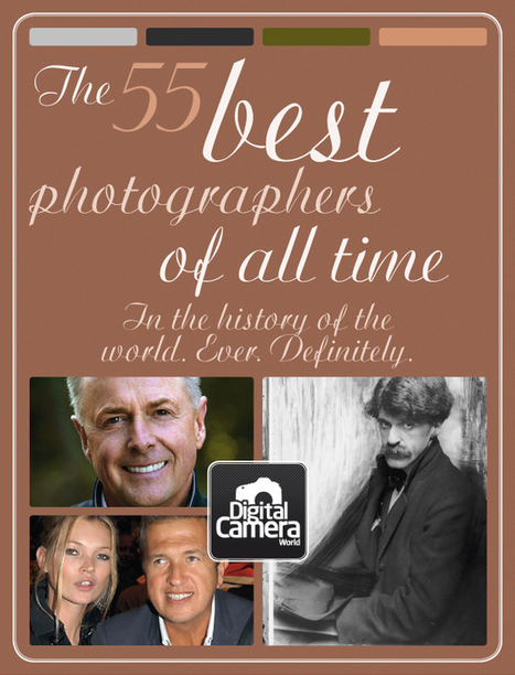 The 55 best photographers of all time. In the history of the world. Ever. Definitely. | Fotografia | Scoop.it