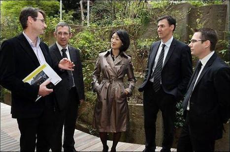 Des PME bretonnes à la conquête de l'Asie avec Fleur Pellerin | Investir en Bretagne | Scoop.it