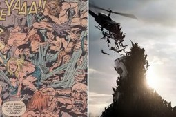 'World War Z' and Jack Kirby's Mindless Mass of Humanity - ComicsAlliance | Science Fiction  and Fantasy | Scoop.it