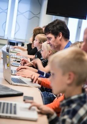 Här får barnen lära sig programmera | OnlineSupport.Nu Skoltipsar | Scoop.it