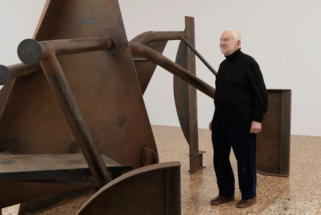 Sir Anthony Caro, whose abstract metal sculptures were shown around the world, has died | Art contemporain et culture | Scoop.it