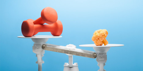 Exercise Vs. Diet: The Truth About Weight Loss - Huffington Post | Great Workouts | Scoop.it