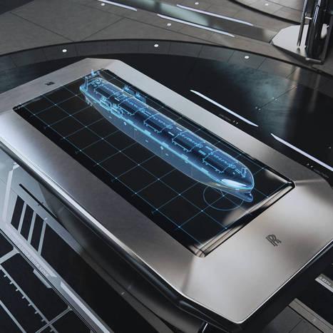 Rolls-Royce travaille sur des cargos télécommandés pour 2020   Vous avez dit Innovation ?   Scoop.it