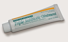 Triple Antibiotic Skin Ointment- treats minor bacterial skin infection   Healthcare   Scoop.it