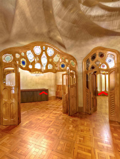 Tour virtual Casa Batlló Barcelona | Casa Batlló | Technology in Art And Education | Scoop.it