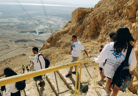 Birthright Excel gives students a taste of Israeli hi-tech   Jewish Education Around the World   Scoop.it