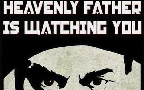 Surveillance and God: religion as NSA-style Big Brother - Death and Taxes | Chistian Historical fiction | Scoop.it