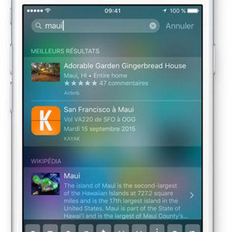 Ce qu'il faut savoir sur iOS 9 d'Apple - Le Monde   Apple pratique   Scoop.it
