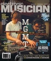 Get, Read, Simple: Electronic Musician - November 2013 | freepubtopia | Scoop.it