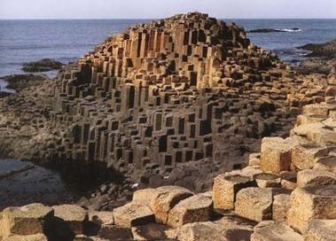 Ulster, National Trust sponsorizza mito creazionista su formazione del Giant's Causeway | The Matteo Rossini Post | Scoop.it