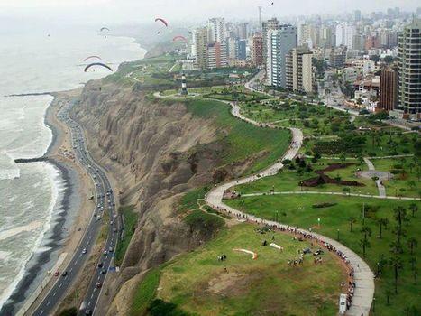 Paragliding in Lima, Peru | Travels | Scoop.it