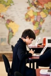 Schools enter a new age (Part 1) - The Networked Society Blog | Peer2Politics | Scoop.it