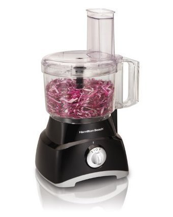 Hamilton Beach 70740 8-Cup Food Processor, Black | Home Cooking Products | Online Trending | Scoop.it