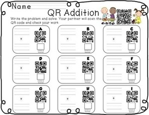 Teaching - Apps and Websites | First Grade Addition | Scoop.it