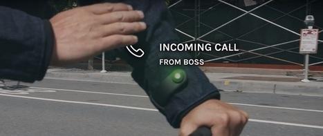 (Vidéo) Project Jacquard : la veste connectée signée Google et Levi's | Vous avez dit Innovation ? | Scoop.it