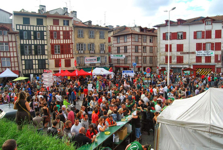 Alternatiba : la dynamique prometteuse des villages des alternatives | # Uzac chien  indigné | Scoop.it