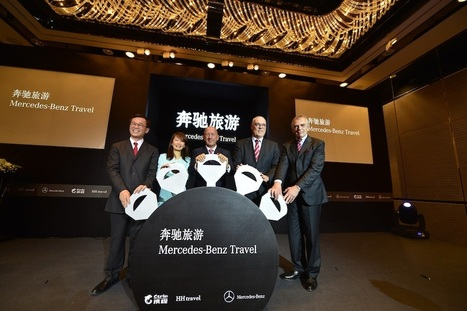 Mercedes-Benz enters the premium travel business with kick-off in China | business travel | Scoop.it