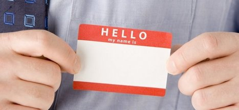 How to Be More Creative in Self-Introductions and First Impressions | Leadership | Scoop.it