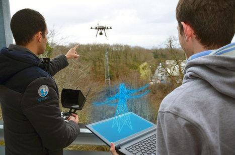 Drones y realidad aumentada en arquitectura | REALIDAD AUMENTADA Y ENSEÑANZA 3.0 - AUGMENTED REALITY AND TEACHING 3.0 | Scoop.it