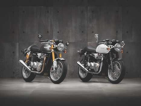 Triumph returns to the North East | Motorcycle Industry News | Scoop.it
