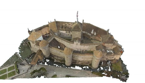 High‐precision 3D modeling using consumer grade cameras of Switzerland's most visited historic monument | geoinformação | Scoop.it