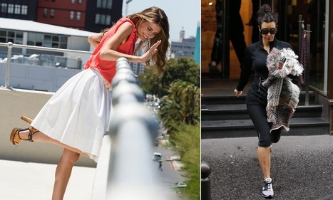 A new 'do, a sunny day and walking in heels make women feel sexy | Kickin' Kickers | Scoop.it