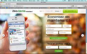 Zéros-Gâchis, le mariage du web-to-store et du développement durable | Web2Shop | Scoop.it