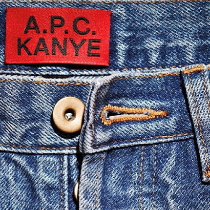 Kanye West signe une collection pour A.P.C. | Brand Marketing & Branding [fr] Histoires de marques | Scoop.it