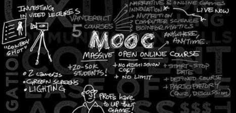 MOOC : le remède à l'obsolescence programmée des savoirs ? | MOOC's Magazine | MOOC | Scoop.it