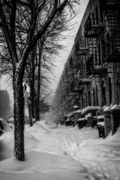 Winter in New York - Art People Gallery | ESL- EFL and Art | Scoop.it