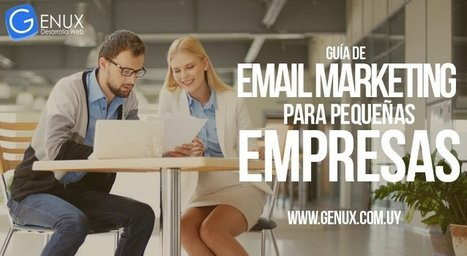 Guía de Email Marketing para Pequeñas Empresas   Desarrollo y Diseño web   Scoop.it