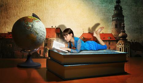Diez lecturas viajeras para estas vacaciones -aulaPlaneta | Educacion, ecologia y TIC | Scoop.it