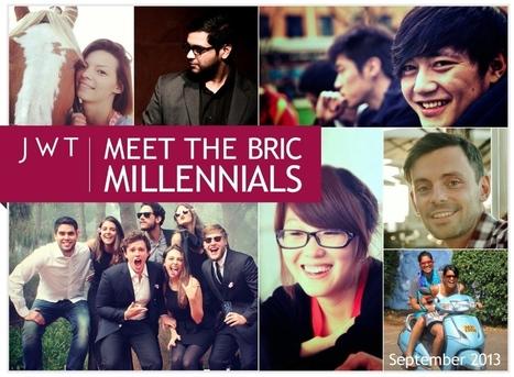 JWT estudia a los Millennials de los países BRIC | Multipress | Todo sobre nativos digitales | Scoop.it