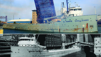 Future of 107-year-old St. Marys Challenger freighter uncertain | DiverSync | Scoop.it