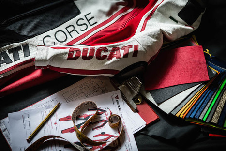 Ducatisumisura, the new Ducati website for personalised motorcycle suit | Motorcycle Industry News | Scoop.it