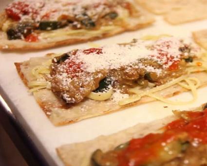 Bread Recipe-Zucchini and Pasta Sandwich | recipe | Scoop.it