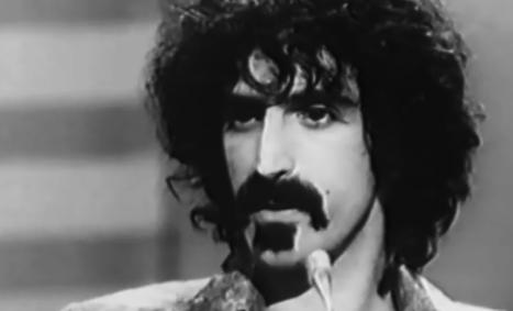 Film Review: 'Eat That Question: Frank Zappa In His Own Words' | Frank Zappa rocks | Scoop.it