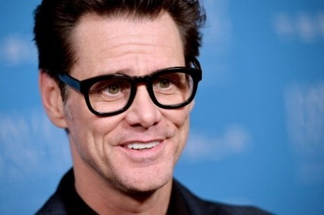 This One Minute Video of Jim Carrey's Commencement Speech Might Change Your Life [Video] | Democratic Holistic Education | Scoop.it