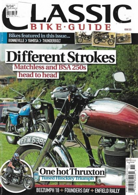 Old motorcycle magazines for an entertaining read | Motor Book World | Scoop.it