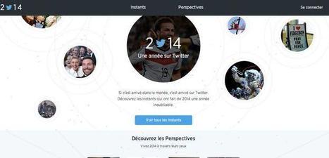 2014 à travers le prisme des réseaux sociaux | Les outils de la veille | community management | Scoop.it