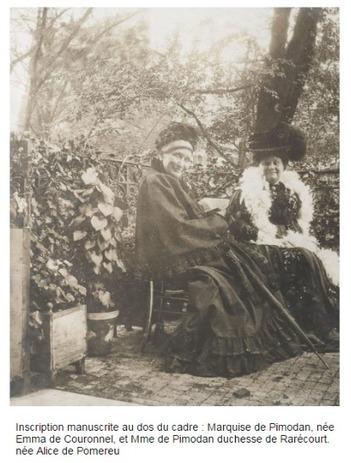 5 ANS DE LA VIE D'EMMA DE COURONNEL - ECHENAY PARIS - 1855 1860 - Découvrez l'histoire d'Echenay, petit village de Haute-Marne ! | GenealoNet | Scoop.it