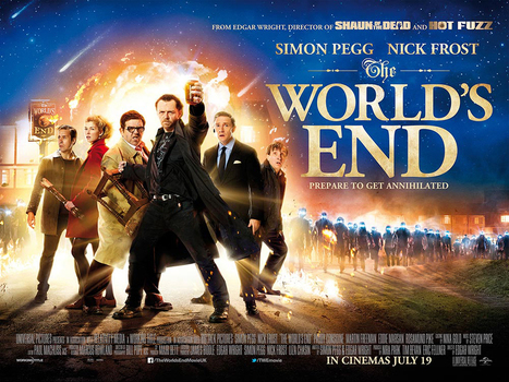Download The World's End Movie | favourite movies | Scoop.it