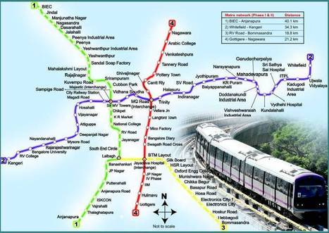 SAANJ.NET - Blog View - Namma Metro Builds Realty—Rail by Rail | Property in Chennai | Scoop.it