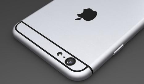 iPhone 6 de 5,5 pulgadas retrasado hasta el 2015 | Tecnología | Scoop.it