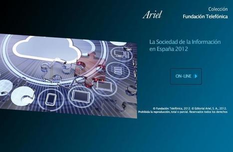 La Sociedad de la Información en España 2012 | Brecha digital | Scoop.it